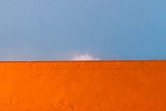 variatie wolk en oranje ©Katrien Meganck